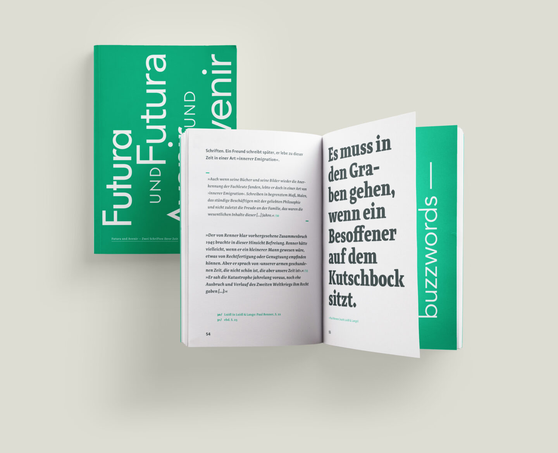 Karsten Rohrbeck: Futura & Avenir (9/10)