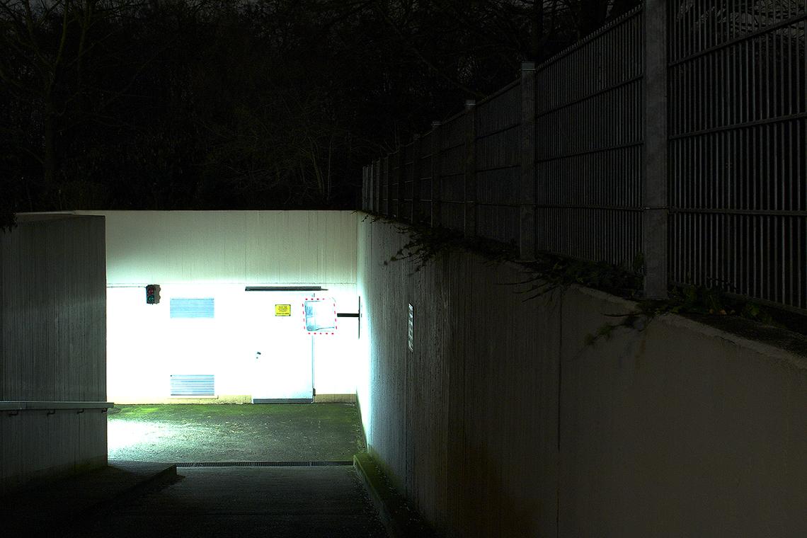 Karsten Rohrbeck: Lichthöhle 7