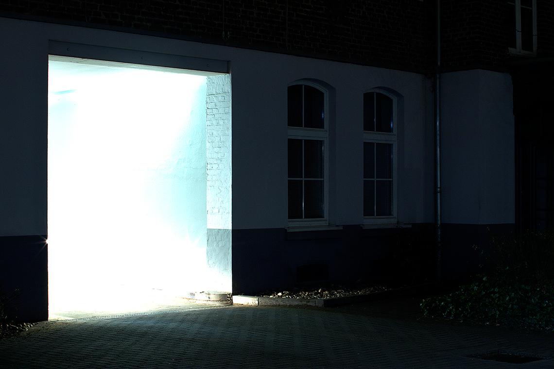 Karsten Rohrbeck: Lichthöhle 5
