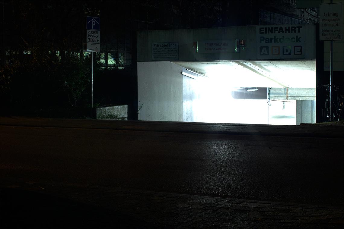 Karsten Rohrbeck: Lichthöhle 4