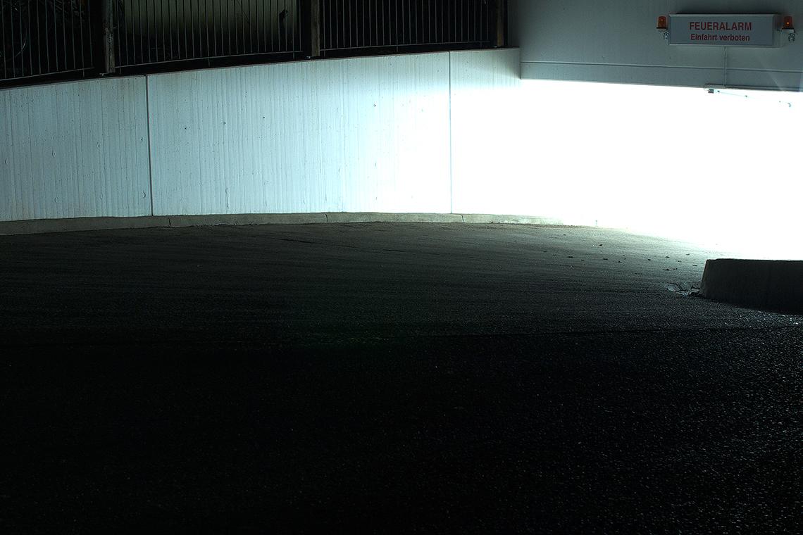 Karsten Rohrbeck: Lichthöhle 3