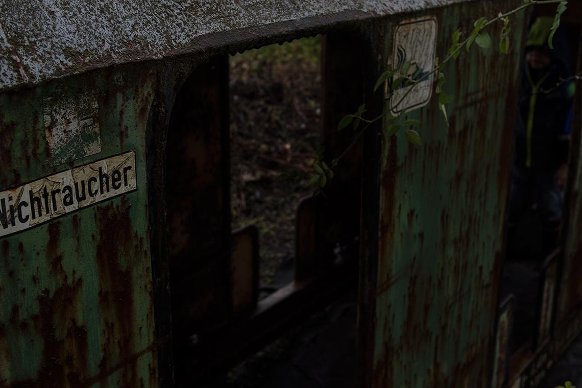 Karsten Rohrbeck: Kühlwasser und Stahl (Tag des Denkmals '15, 15/20)