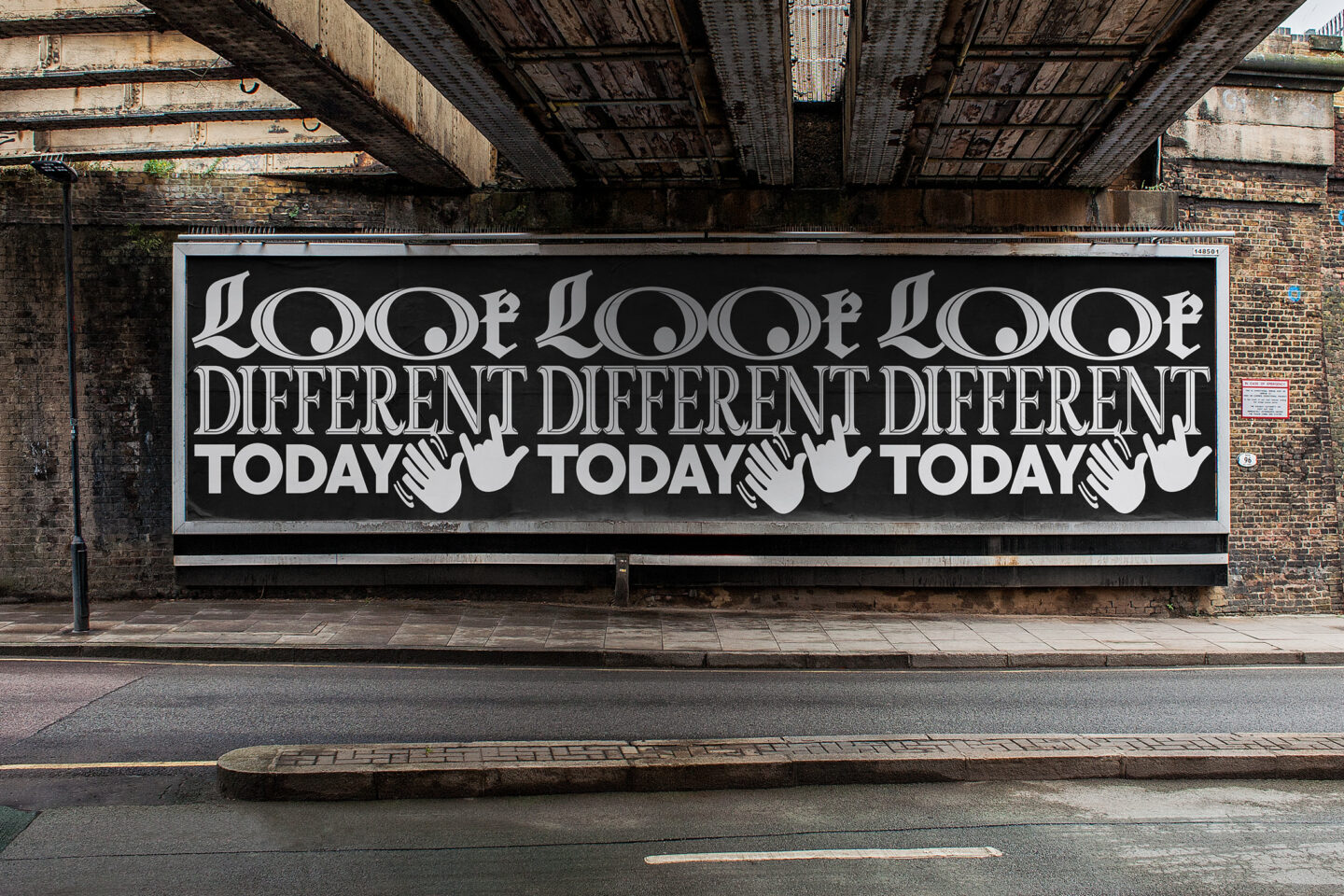 Karsten Rohrbeck: Look different today 2 (mockup)