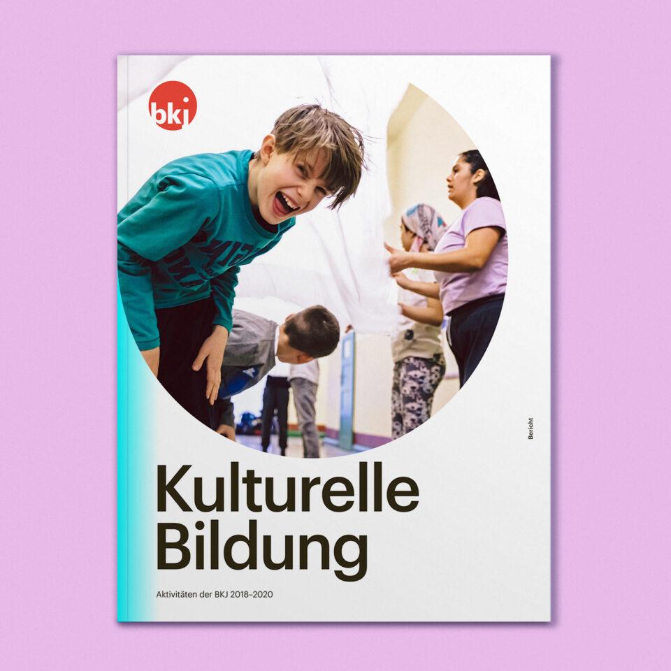 Publikation Aktivitäten der BKJ (2020) Titelseite