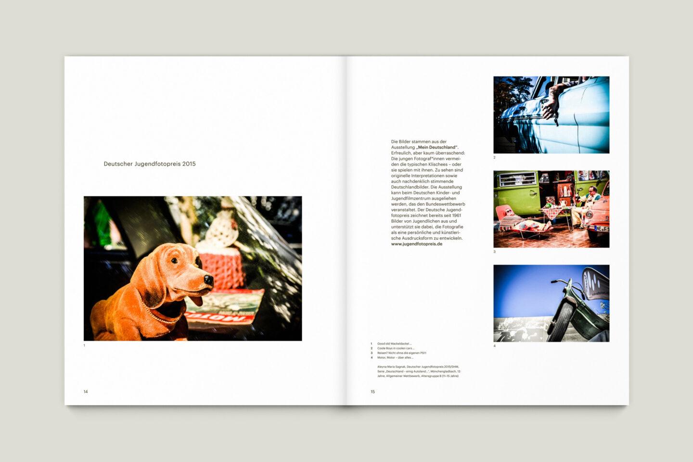 Büro Gestalten: KUBI Magazin Ausgabe 16 Bildstrecke