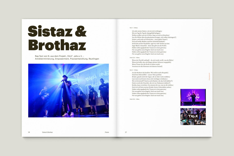 Büro Gestalten: KUBI Magazin Ausgabe 17 Liedtext Lyrics