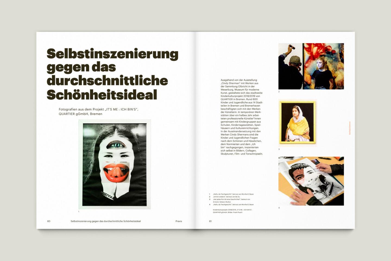 Büro Gestalten: KUBI Magazin Ausgabe 17 Bildstrecke