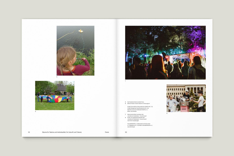 Büro Gestalten: KUBI Magazin Ausgabe 18 Bildstrecke