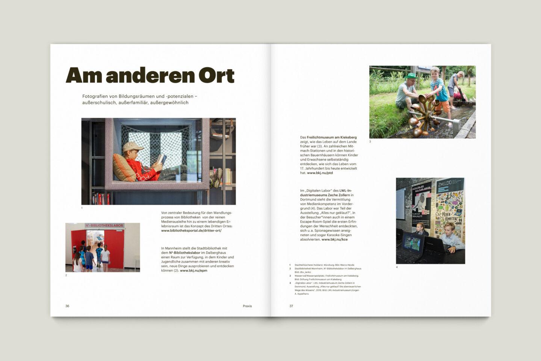Büro Gestalten: KUBI Magazin Ausgabe 20 Bildstrecke