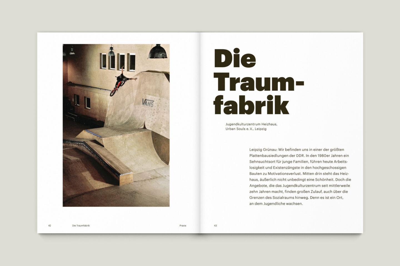 Büro Gestalten: KUBI Magazin Ausgabe 20 Editorial Bildstrecke