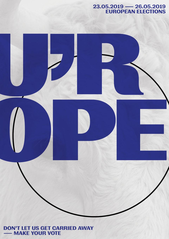 Karsten Rohrbeck: U'ROPE (Poster vIIinv)