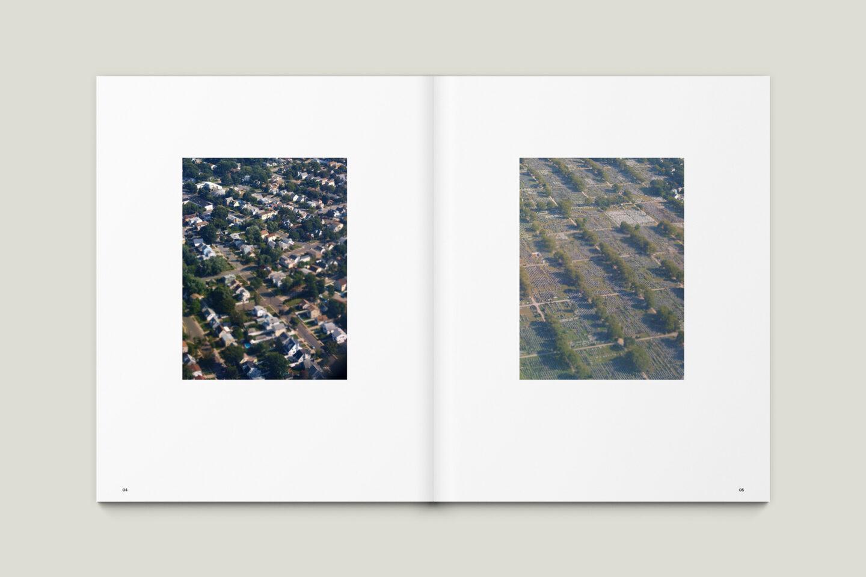Karsten Rohrbeck: New York '09 Fotobuch Innenseiten 04–05