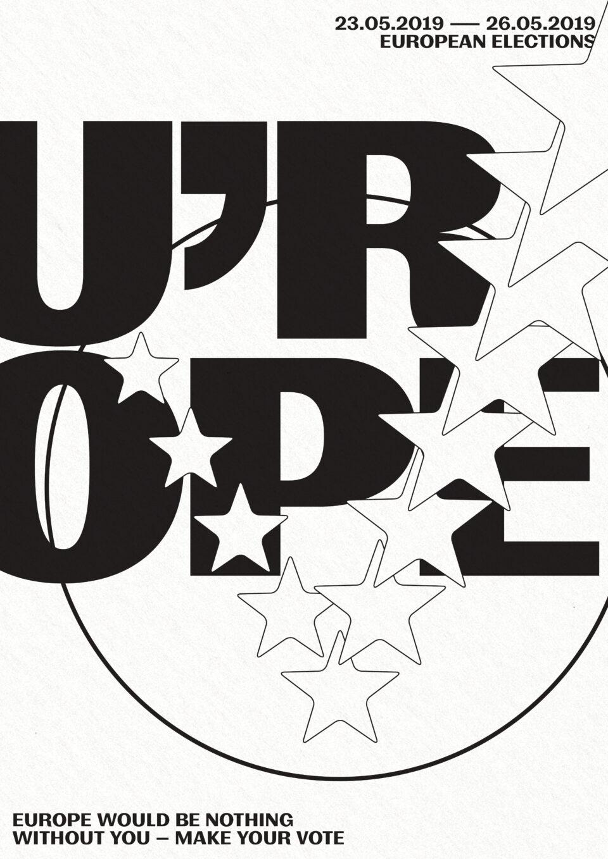 Karsten Rohrbeck: U'ROPE (Poster)