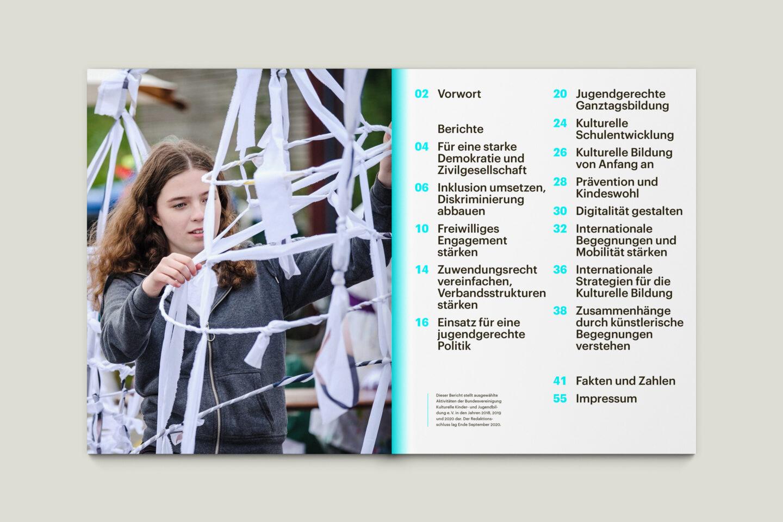 Publikation Aktivitäten der BKJ (2020) Innenseiten 1
