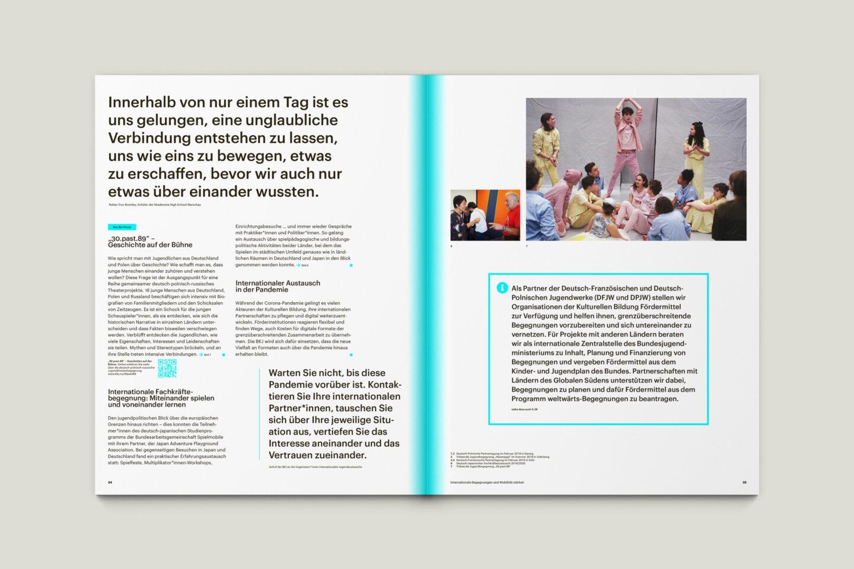 Publikation Aktivitäten der BKJ (2020) Innenseiten 34-35
