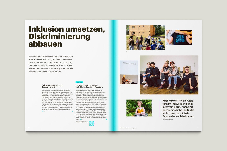 Publikation Aktivitäten der BKJ (2020) Innenseiten 6-7